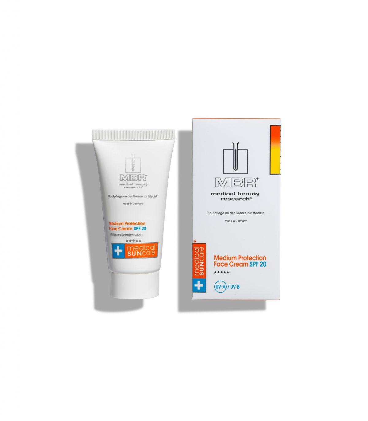 Beauty.Pest.Brow. - MBR Medium Protection Face Cream SPF20