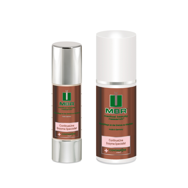 MBR Cosmetics - ContinueLine Enzyme Spezialist 50ml 100ml