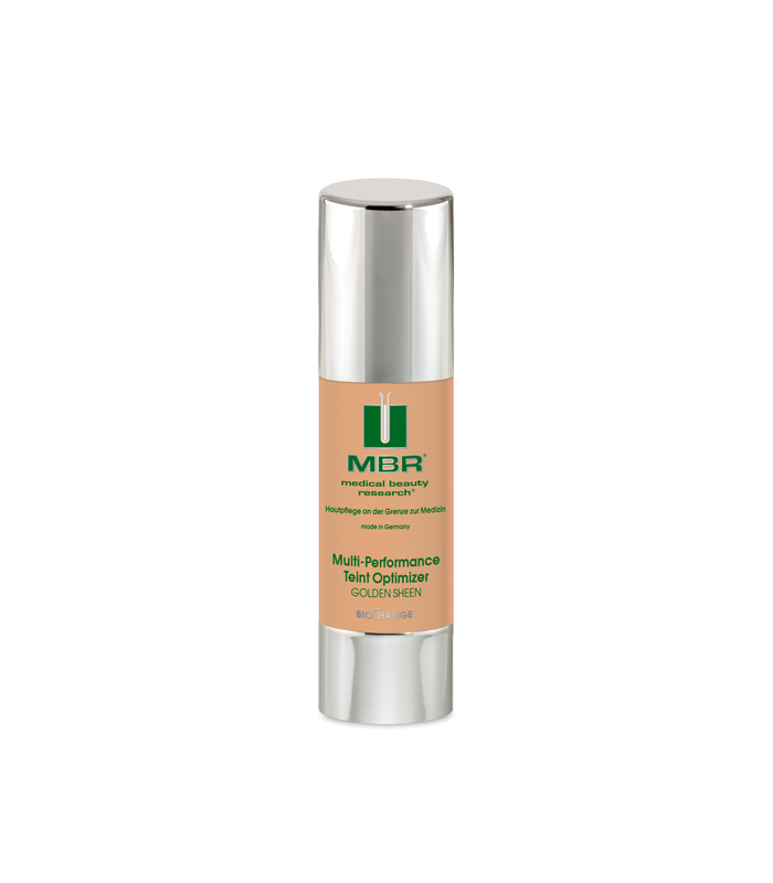 MBR Cosmetics - Multi-Performance Teint Optimizer GOLDEN SHEEN 30ml