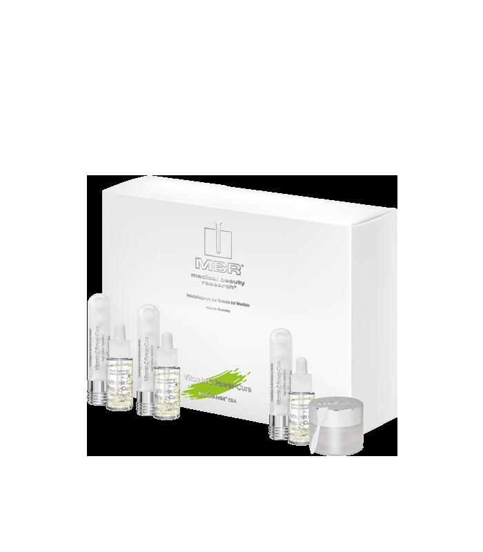 MBR Cosmetics - Vitamin C Power-Cure 21x50mg