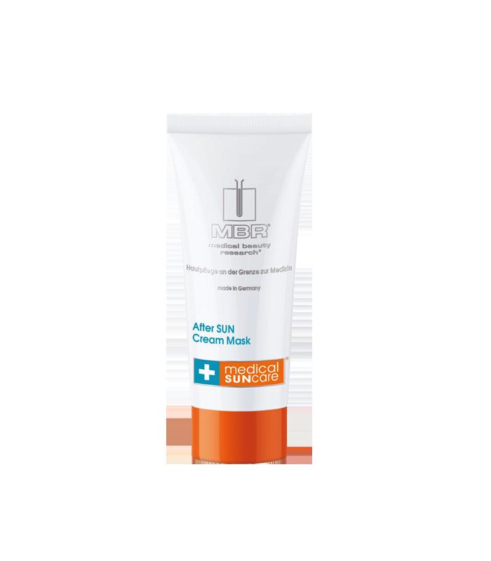 MBR Cosmetics - After SUN Cream Mask 100ml