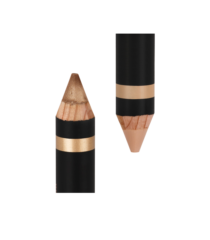 Beauty.Pest.Brow. - Anastasia Highlighting Duo Pencil - Matte Shell
