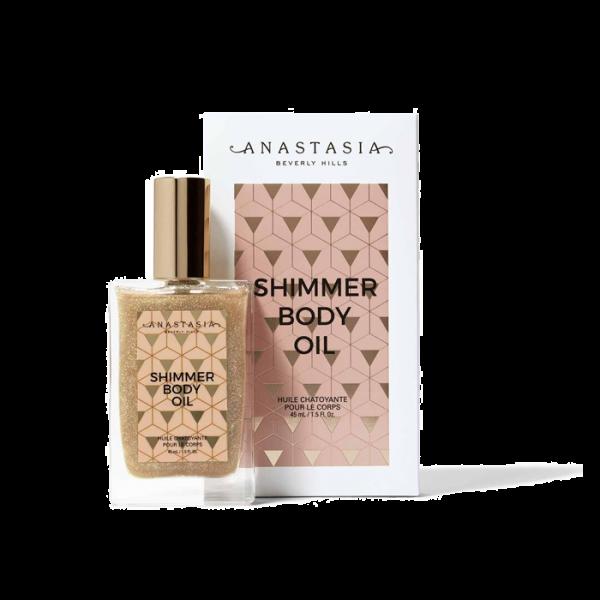 Beauty.Pest.Brow. - Anastasia Shimmer Body Oil